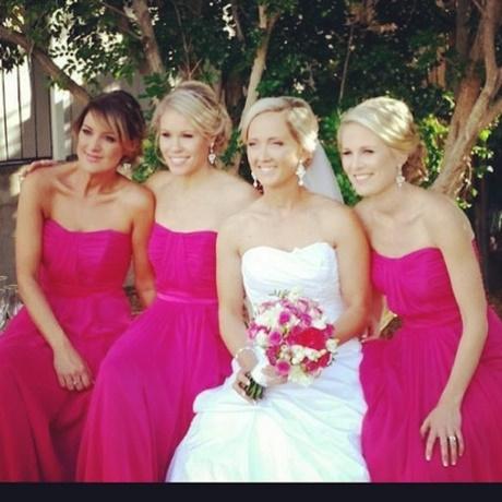 bruidsmeisjes jurken volwassenen