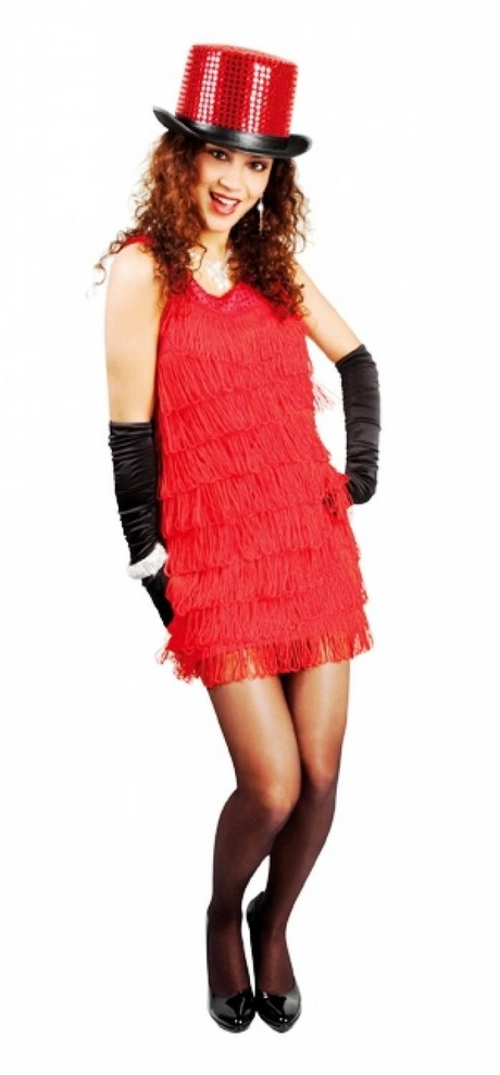 patroon charleston jurk