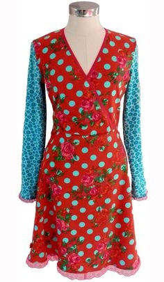 leuke hippe jurk