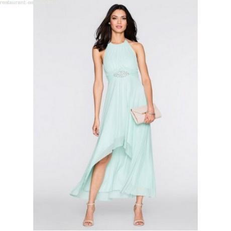 Voor kort achter lang jurk - Bonprix festliche kleider ...